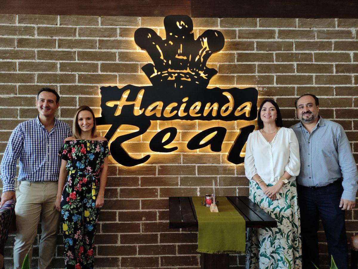Hacienda Real continúa con su historia de éxito y abre una nueva sucursal