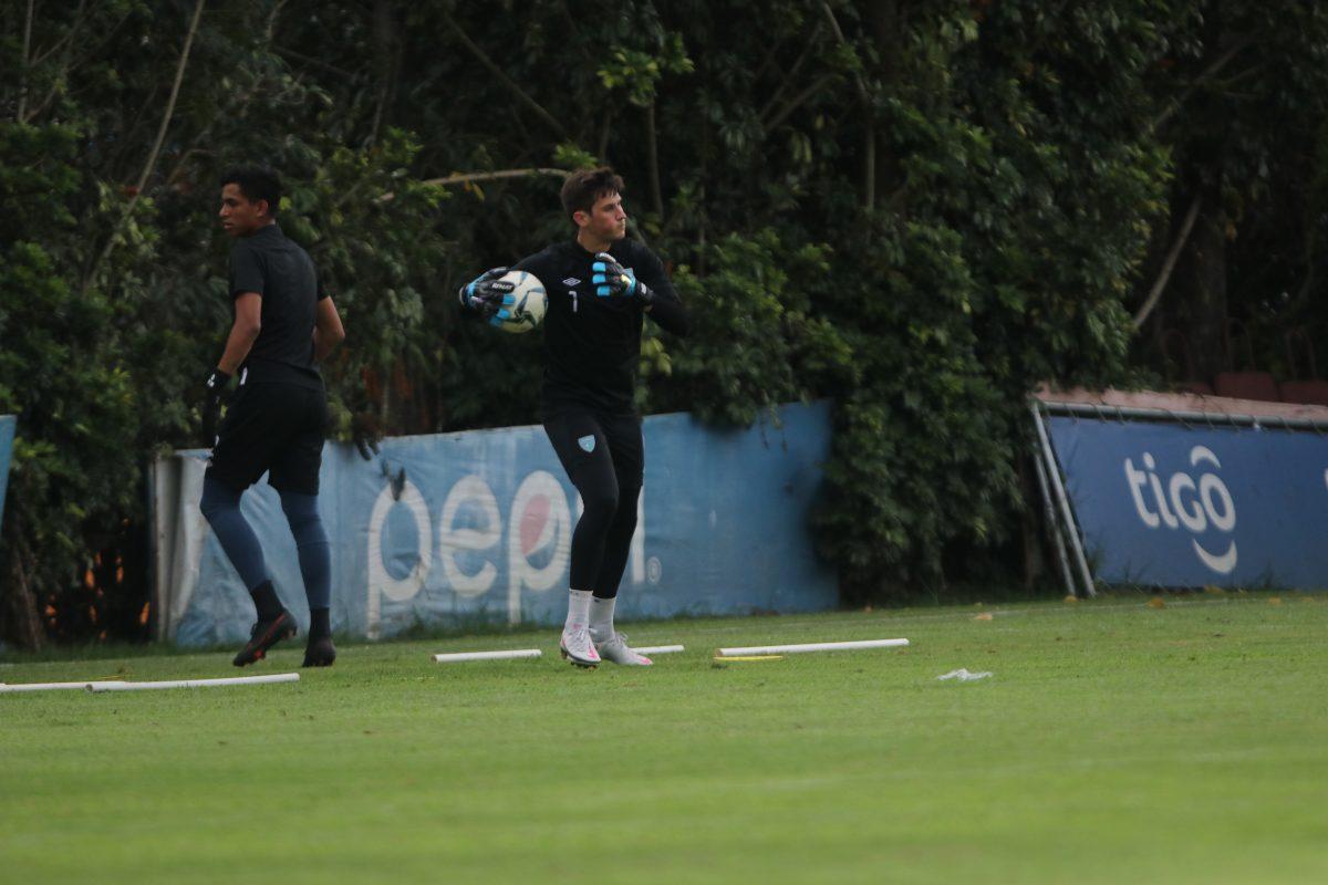 """""""Voy a tratar de ser un líder"""": Nicholas Hagen y la Selección de Guatemala se enfocan en la eliminatoria mundialista"""