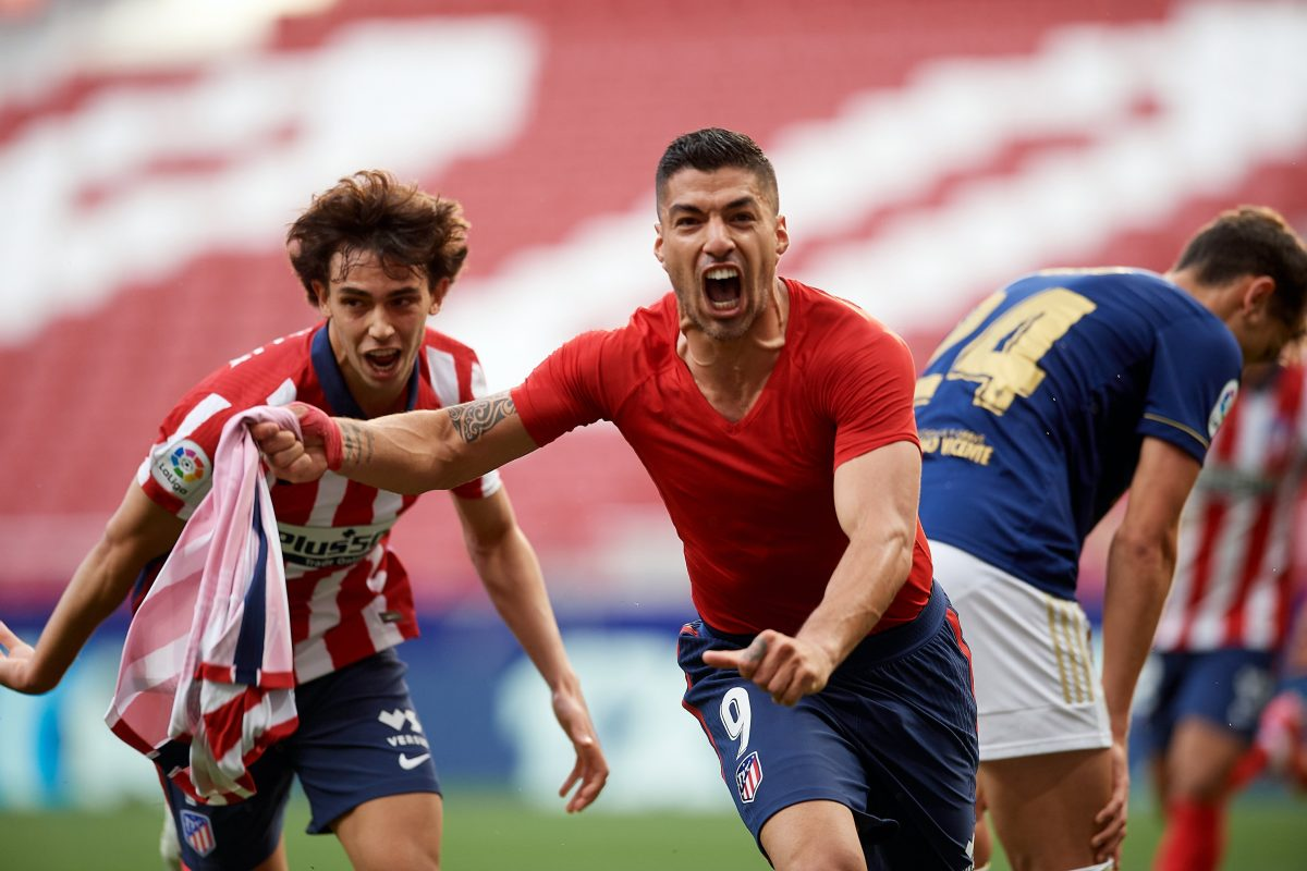 El Atlético remonta y mantiene el sueño de ganar la Liga; El Real Madrid sigue en la pelea