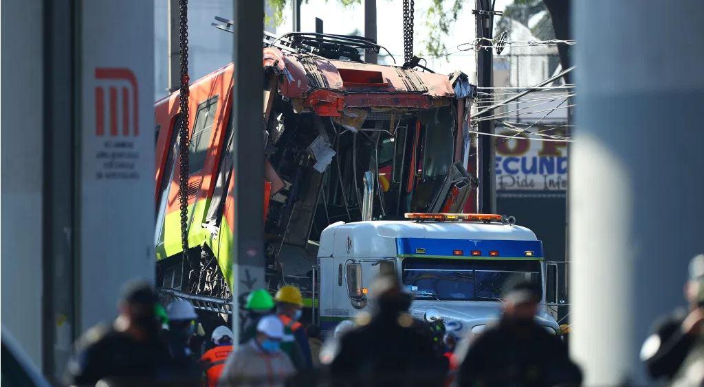 Accidente del metro en México: Las esperaban en casa y nunca llegaron; una murió y la otra quedó paralítica