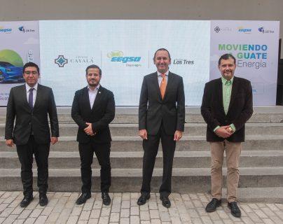 Unidos para impulsar la movilidad eléctrica en Guatemala