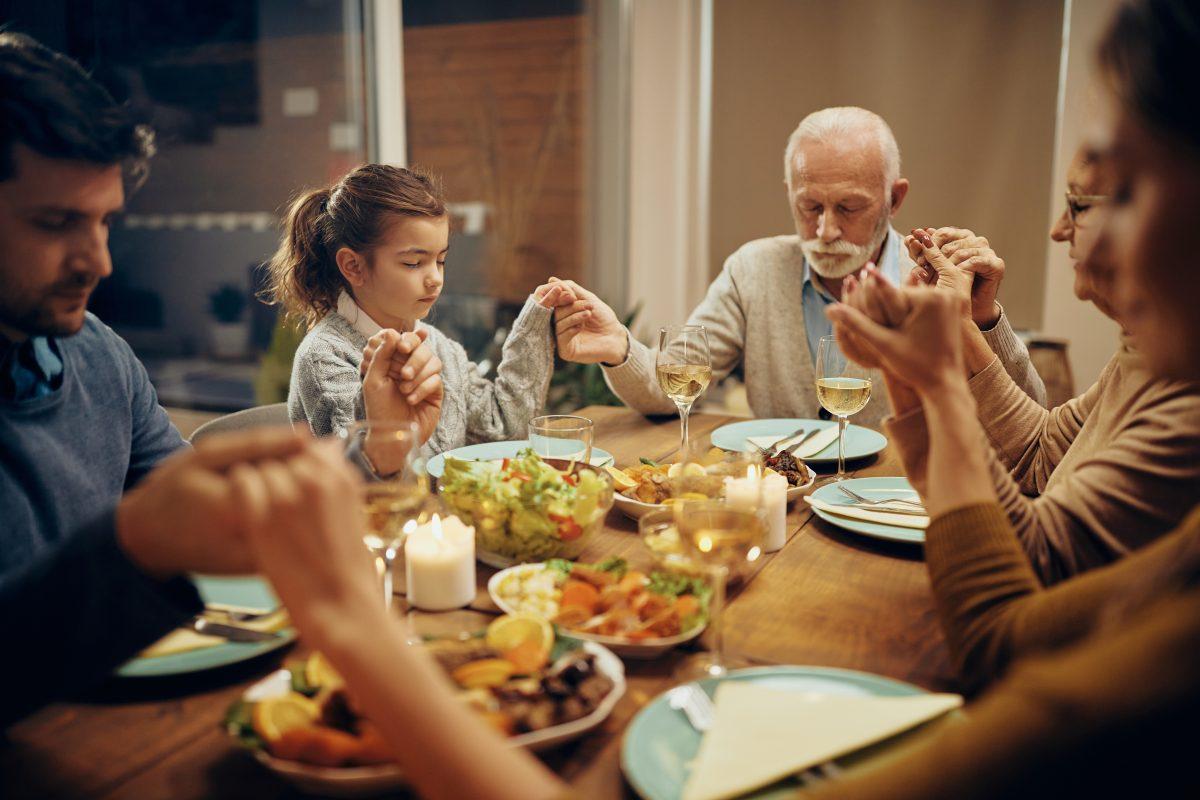 Convivencia y satisfacción: La importancia de comer en familia