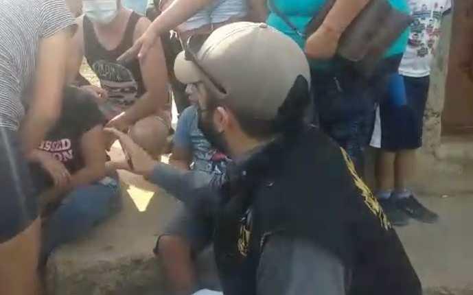 El Ministerio Público investiga la muerte de tres niñas en un incendio en Esquipulas. (Foto Prensa Libre: Ángel Tzun)