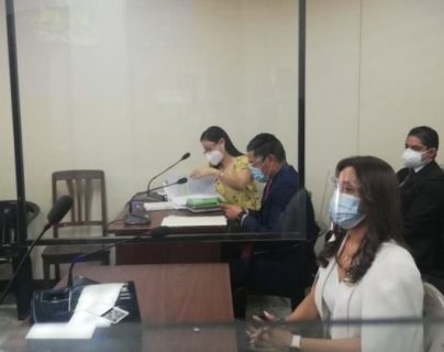 Sala confirma falta de mérito a favor de Patricia Marroquín de Morales