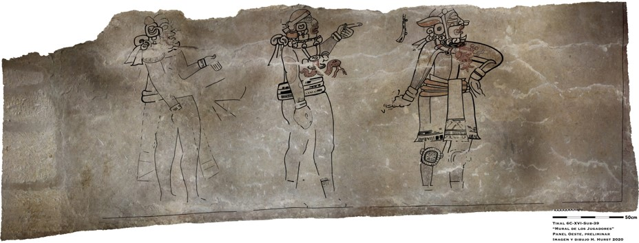 Más evidencias de la relación entre Tikal y Teotihuacán