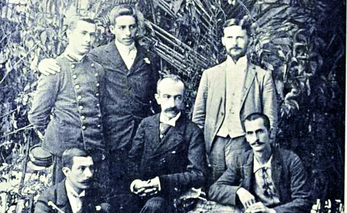 Historia de Guatemala: Se firma el acuerdo Herrera Mariscal en 1882