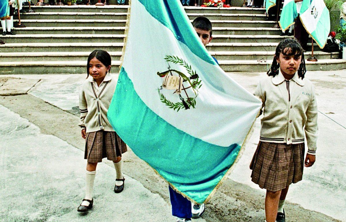 Historia de Guatemala: Se estrena el Himno Nacional en 1897