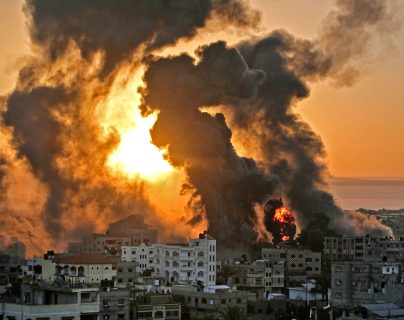 Qué se sabe de los guatemaltecos en Israel, blanco de ataques con misiles del movimiento islamista Hamás