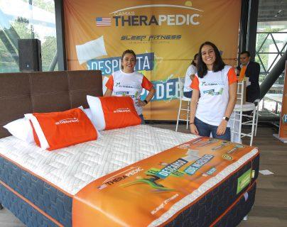 Therapedic presenta su nueva línea de camas