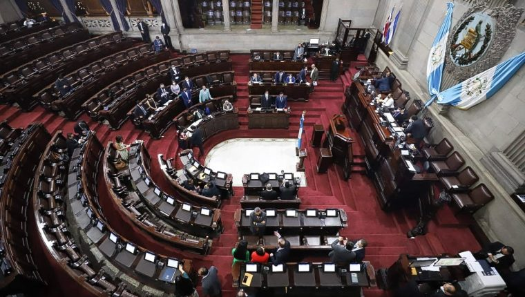 Las últimas sesiones de Pleno se han caracterizado por retrasos e inasistencias. Fotografía: Congreso.