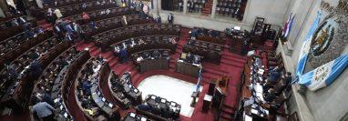 Persisten los desacuerdos entre las bancadas para definir la elección de las autoridades del OJ. Fotografía: Congreso.
