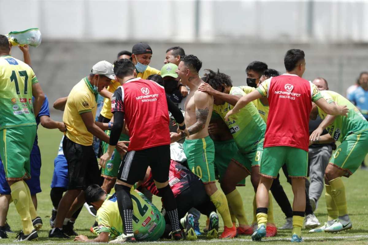 Sololá supera a Quiché FC en los penaltis y consigue el ascenso a la Liga Nacional