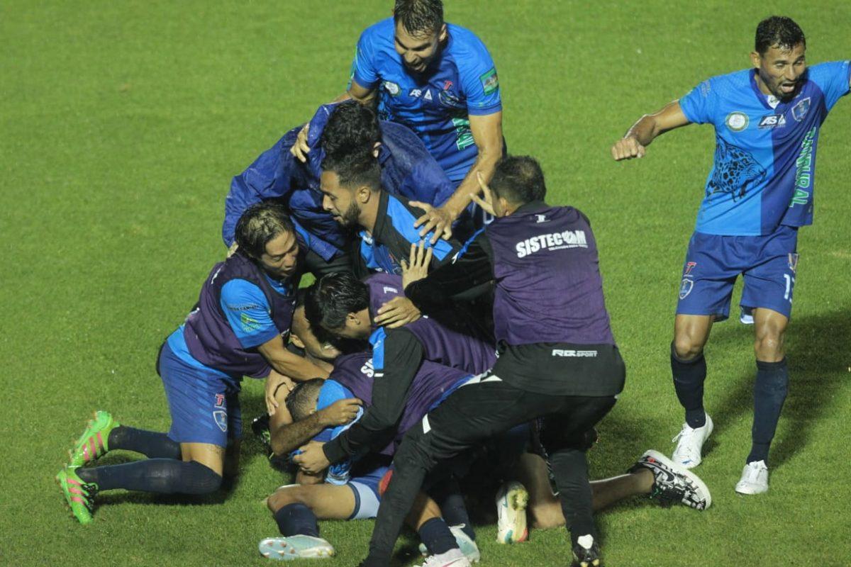 Santa Lucía se corona campeón del Clausura 2021 al definir el título en tiempo de reposición