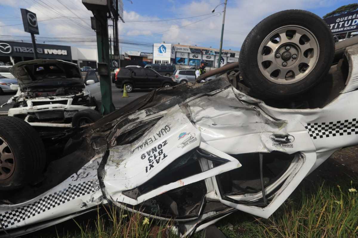 Al menos 15 fallecidos y decenas de heridos deja semana trágica de accidentes viales