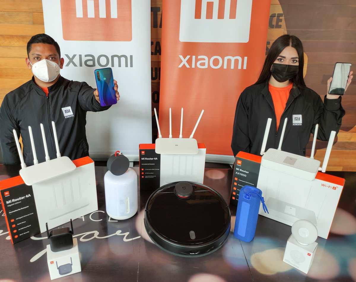 Ya está disponible en Guatemala el Ecosistema Xiaomi