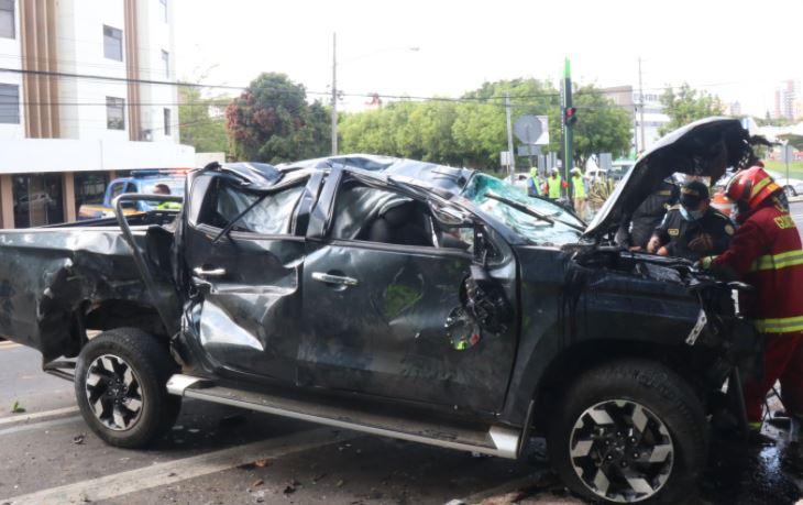 Múltiples accidentes de tránsito marcan fin de semana (3 muertos y 33 personas heridas)