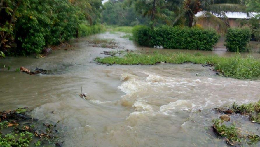 Primer mes de lluvia en Guatemala ya deja más de 107 mil afectados, según la Conred
