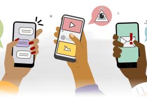Los 6 tipos de mensajes falsos más comunes contra las vacunas del covid-19 en las redes sociales (y qué respuestas da la ciencia)