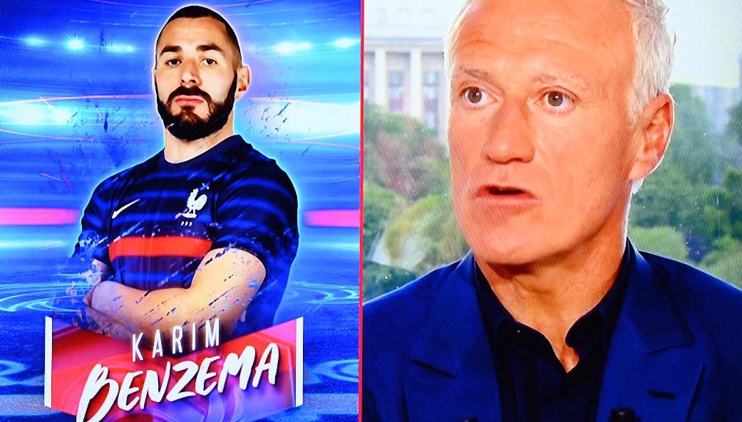 """""""Una discusión entre hombres"""": la platica de Benzema y Deschamps que tardó tres minutos y restableció la relación como antes"""