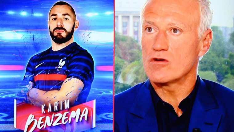 Karim Benzema volverá  jugar con la selección francesa. (Foto Prensa Libre: EFE)