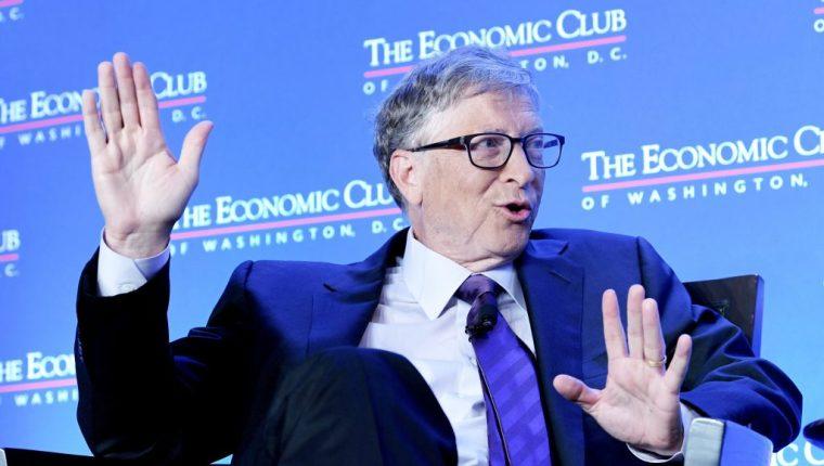 """Las razones por las que Bill Gates dice que el mundo evitará """"un desastre climático"""""""