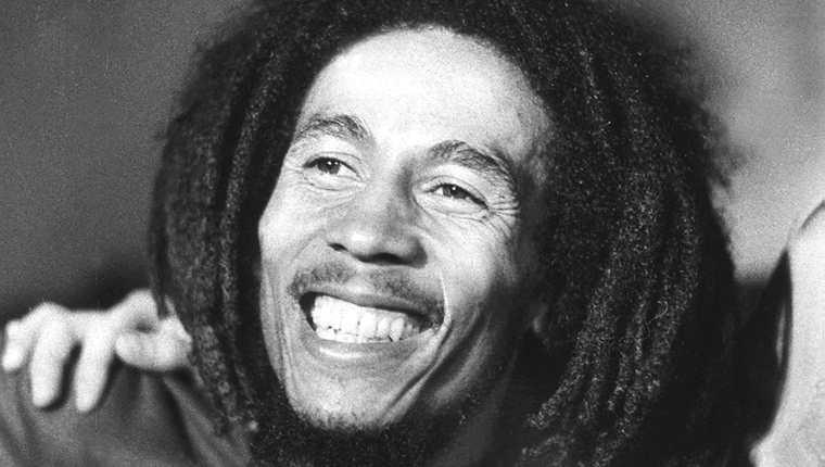 Bob Marley, originario de Jamaica, falleció el 11 de mayo de 1981 a causa de un cáncer. (Foto Prensa Libre: Hemeroteca PL)