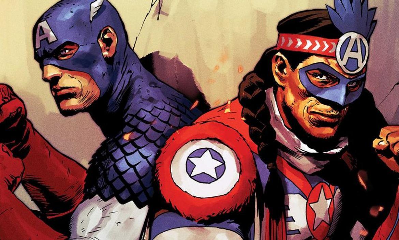 Marvel actualiza sus cómics y presenta a su primer Capitán América indígena