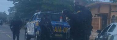 En San Marcos fue capturado el guatemalteco Mynor Calixto Gómez López. (Foto Prensa Libre: MP)