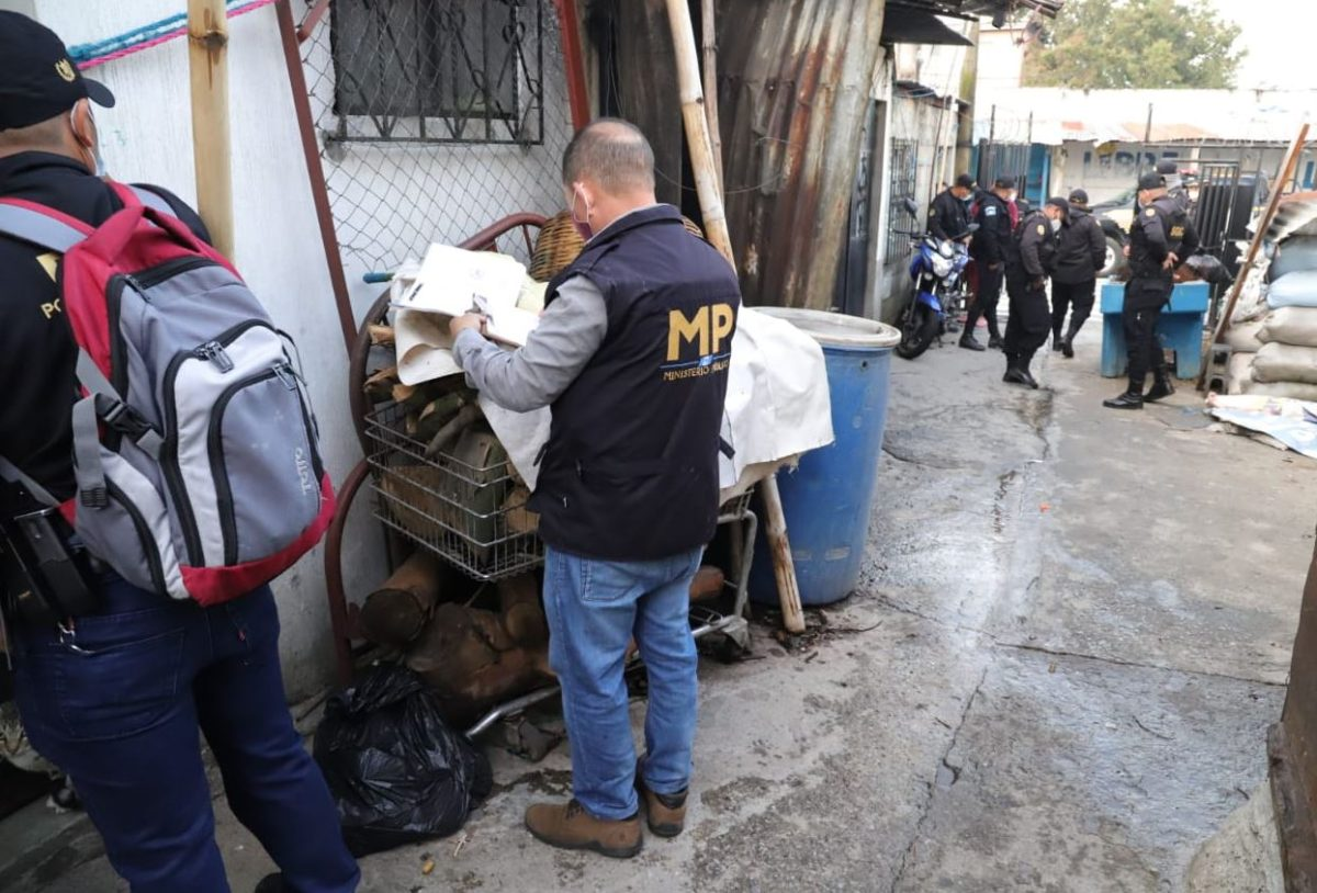 Autoridades realizan 118 operativos contra las extorsiones en cinco departamentos del país y reportan más de 30 capturas
