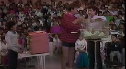Video: El día que Chabelo regañó a Eugenio Derbez durante un programa en vivo y que se ha vuelto viral
