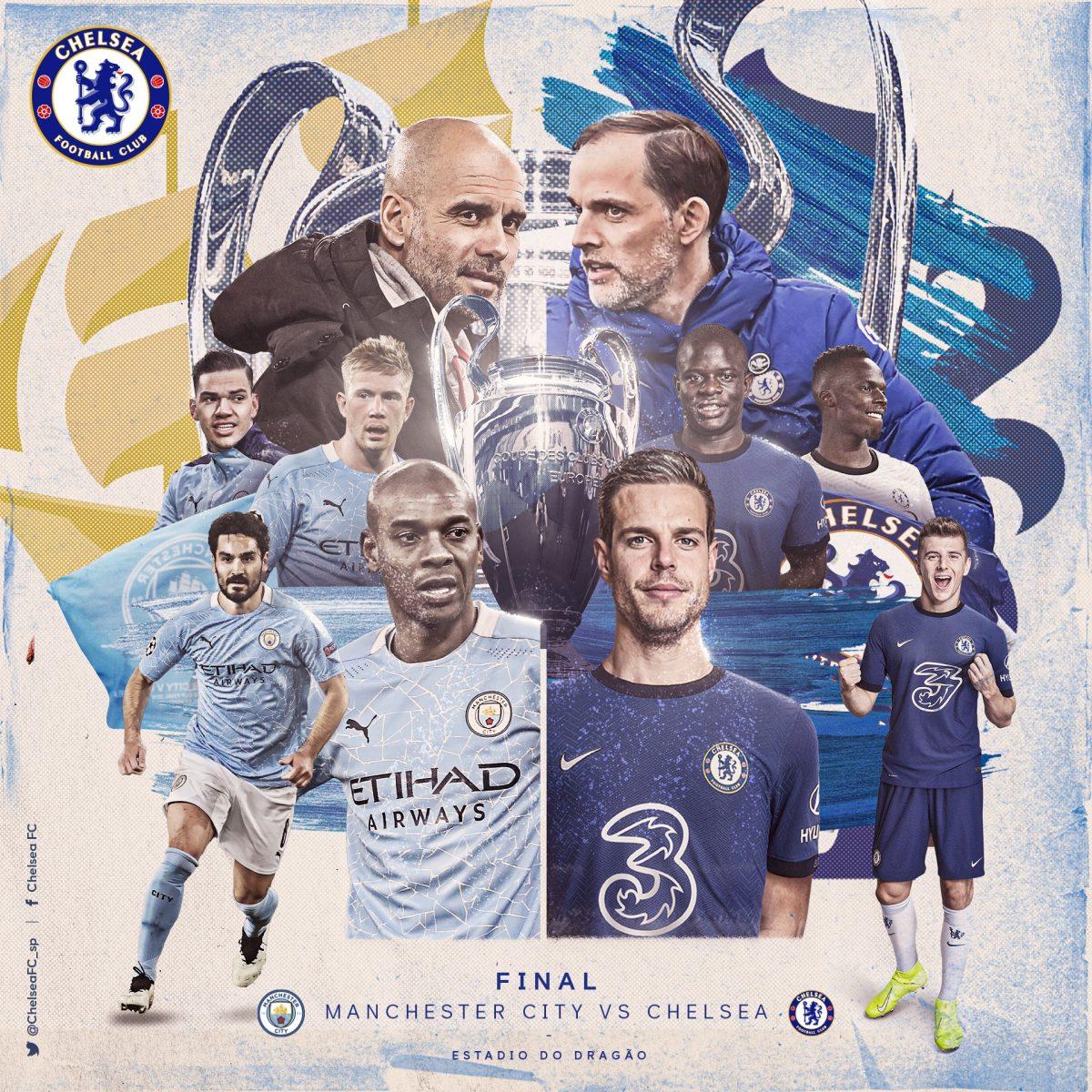 Manchester City y Chelsea, dos nuevos ricos en busca de la Champions