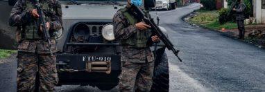 Foto de Archivo de soldados de la Brigada de Operaciones para Montaña. (Foto Prensa Libre: Ejército de Guatemala)