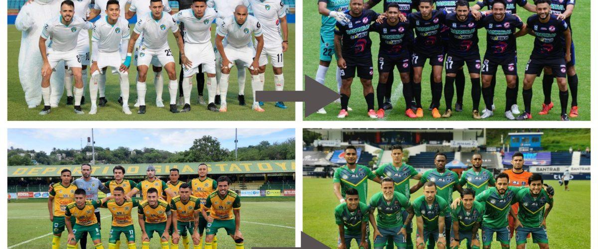 Comunicaciones enfrentará a Iztapa y Guastatoya a Santa Lucía en las semifinales del Clausura 2021. (Foto Prensa Libre).