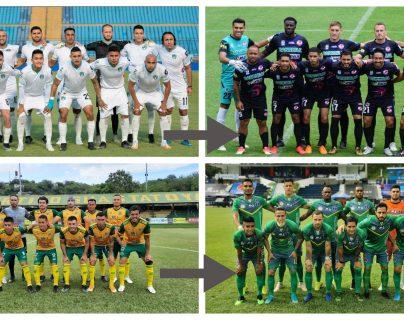 Con el triunfo de Santa Lucía frente a Cobán, así quedaron definidas las llaves de semifinales