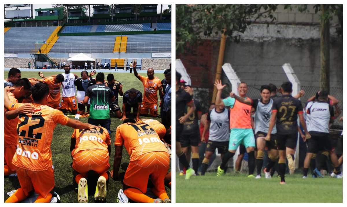 La Nueva Concepción y Quiché FC jugarán la final de la Primera División del Clausura 2021