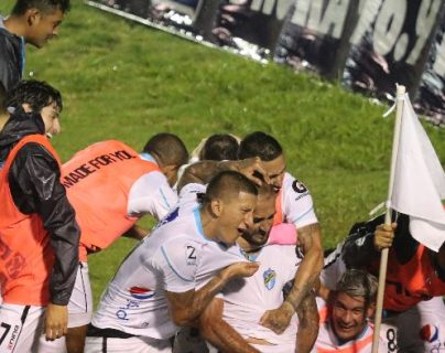 Esta es la sanción impuesta al 'Moyo' Contreras y a Jorge Aparicio por gestos obscenos en la final de vuelta contra Santa Lucía Cotz.