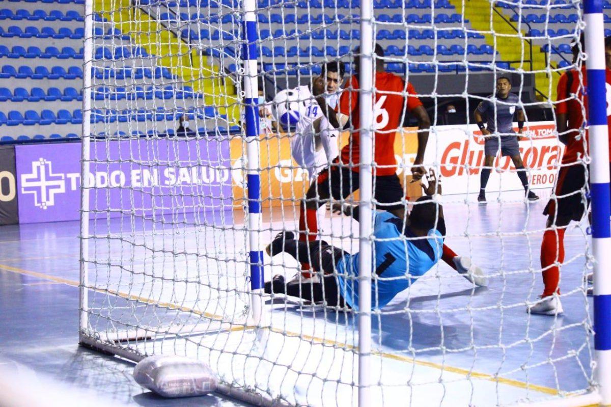 Futsal: La Selección de Guatemala sufre, pero gana ante Trinidad y Tobago; avanza a cuartos de final