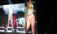 Competencia de moda The Fashion Games de Oakland Mall.  Cuatro expertas guatemaltecas participaron en un reto para crear diferentes atuendos.  La ganadora Alessandra Bregni ir‡ a Miami, har‡ ua c‡psula en Hola Fashion.  Fotograf'a. Erick Avila:                           05/05/2021