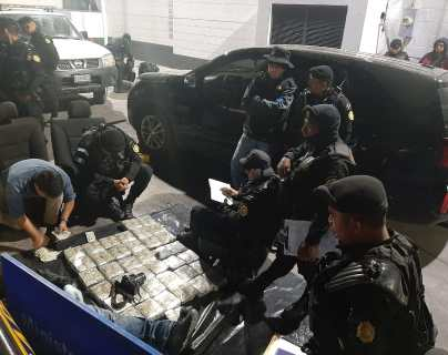 """Autorizan extinguir a favor del Estado US$804 mil incautados a """"Los Ipala"""""""