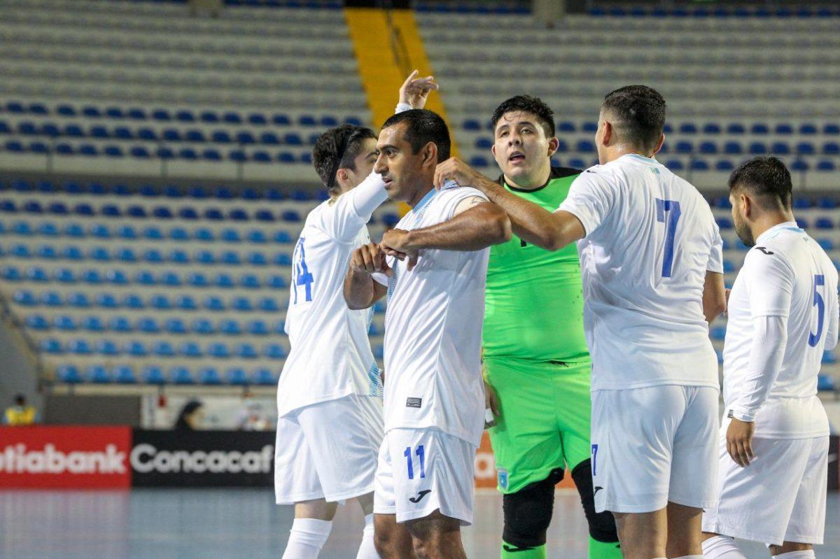 Futsal: Guatemala buscará su pase al Mundial de Lituania 2021 ante El Salvador