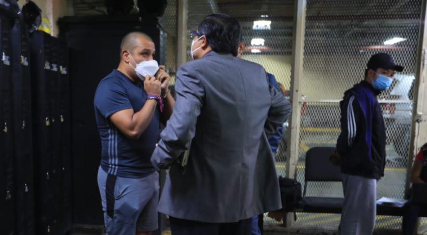 Juan Francisco Solórzano Foppa y otras dos personas quedan en prisión provisional por caso Política y Falsedad