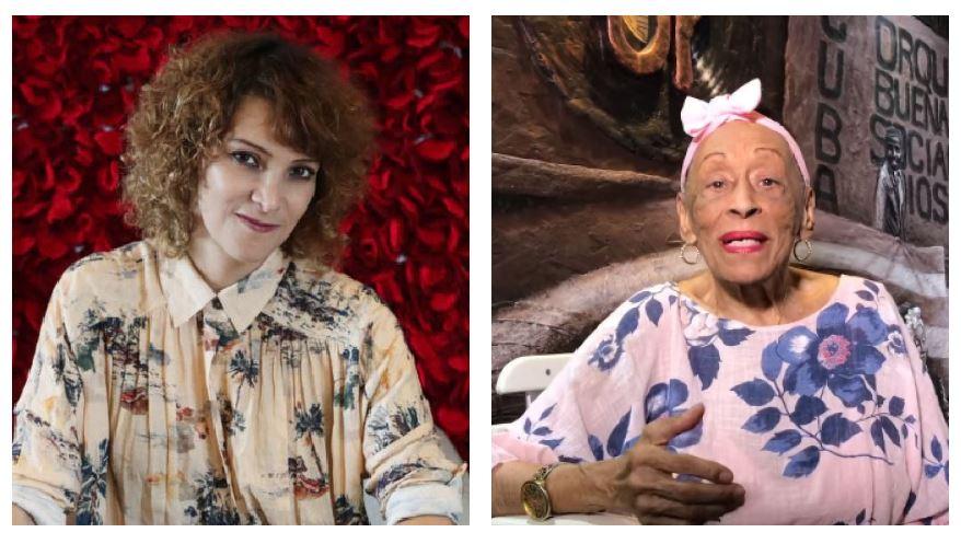"""Gaby Moreno y Omara Portuondo: las intimidades de la colaboración en el """"Bolero a la Vida"""" y del nuevo álbum de """"La diva del Buena Vista Social Club"""""""