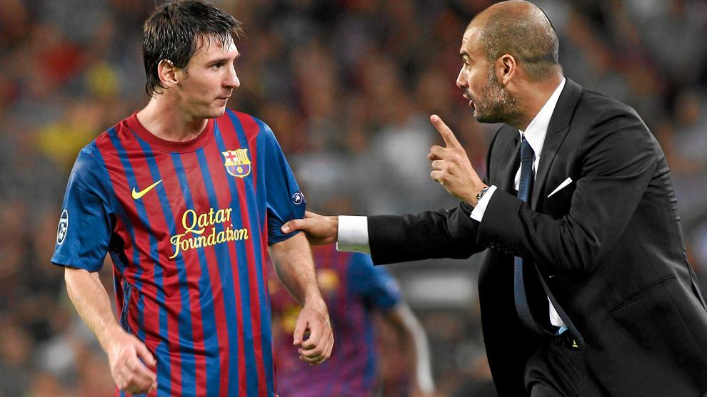 Guardiola: Messi es el más fuerte; más allá de su calidad, es su mentalidad