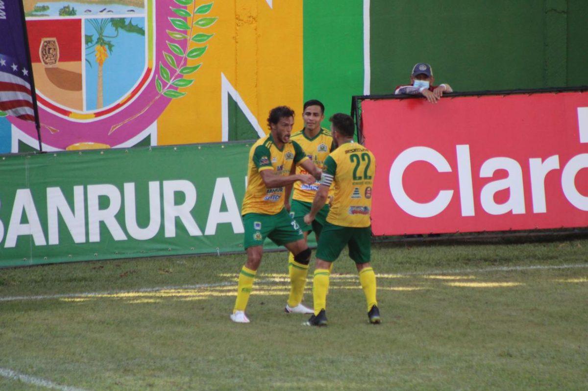 Guastatoya remonta contra Sanarate y avanza a las semifinales del Clausura 2021