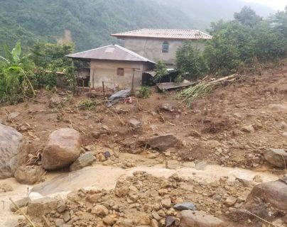 Inundaciones, deslizamientos, rescates y evacuaciones: 63 mil personas afectadas por lluvias de las últimas horas