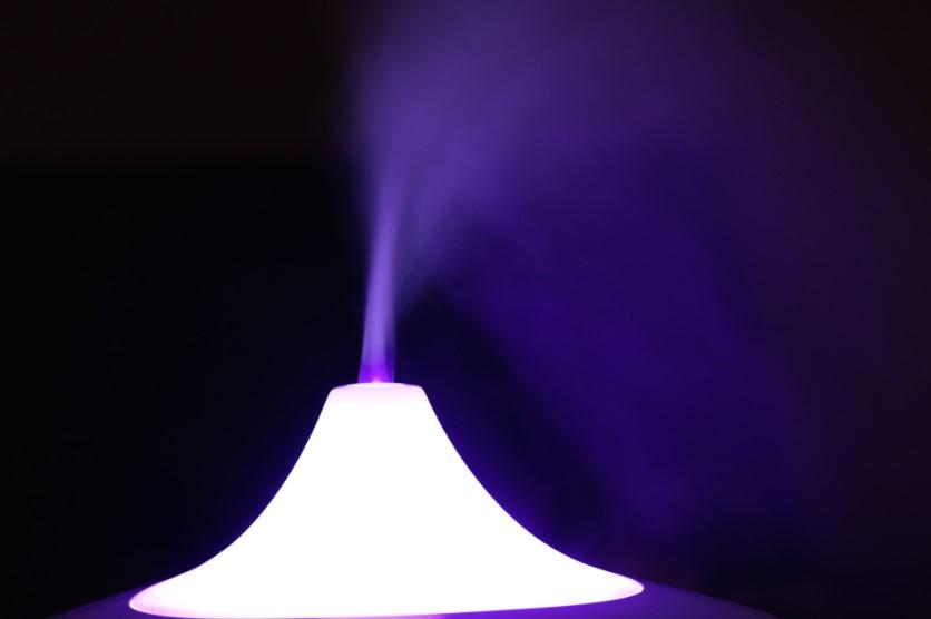 humidificador de vapor