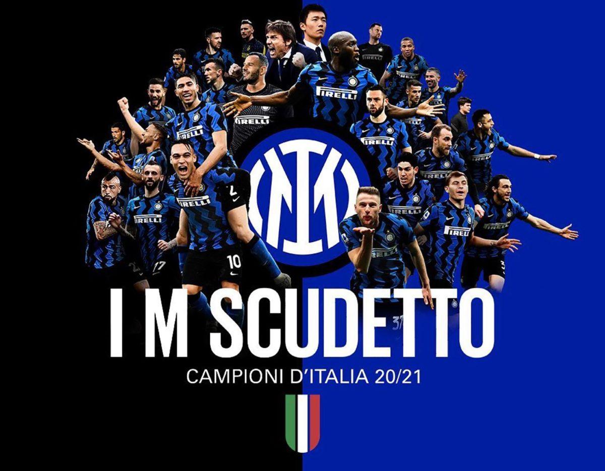 Inter de Milán se proclama campeón de la Serie A tras el empate del Atalanta