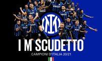 El Inter de Milán se consagró campeón de la Liga italiana.