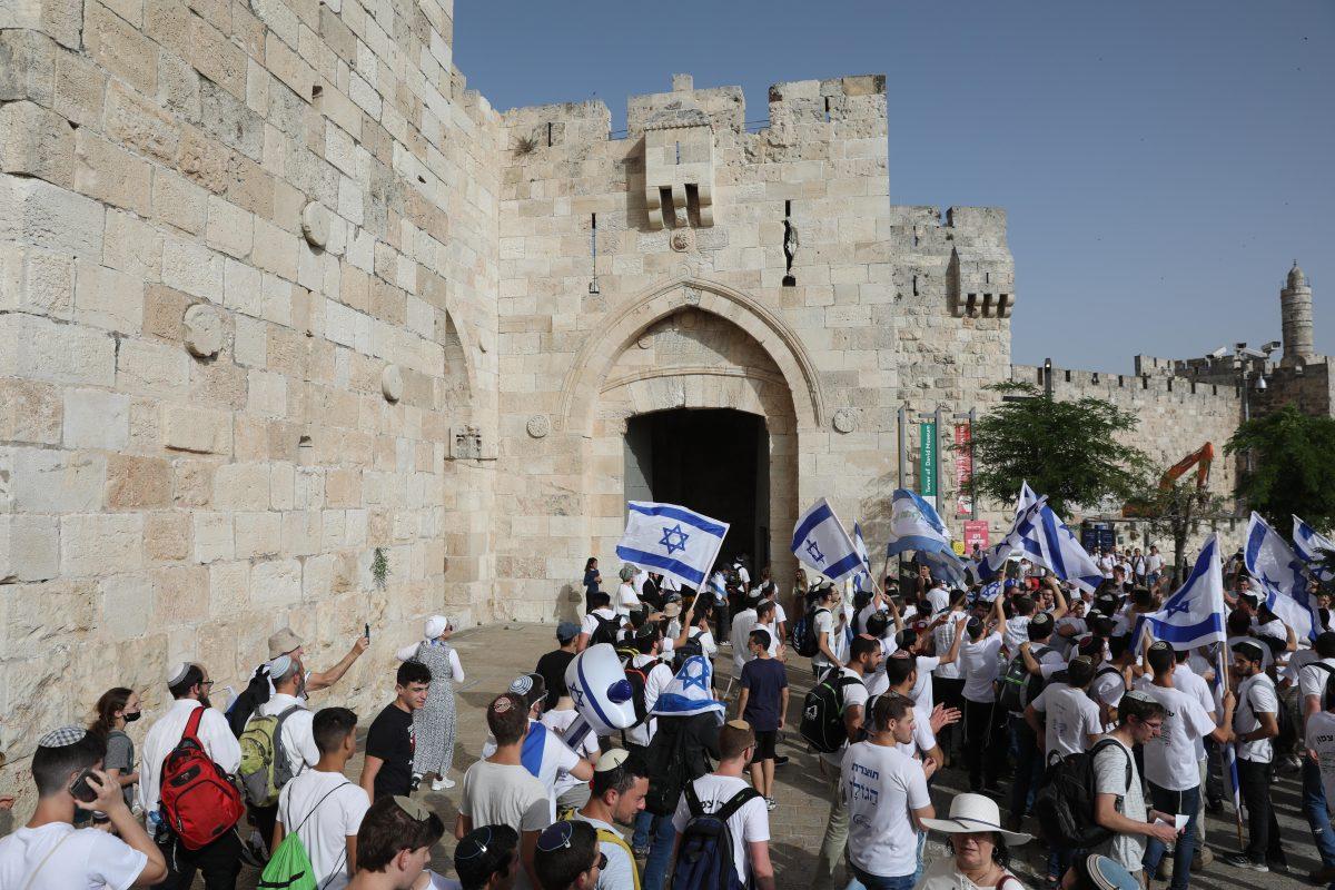 Enfrentamientos dejan más de 300 heridos en Jerusalén: qué está pasando