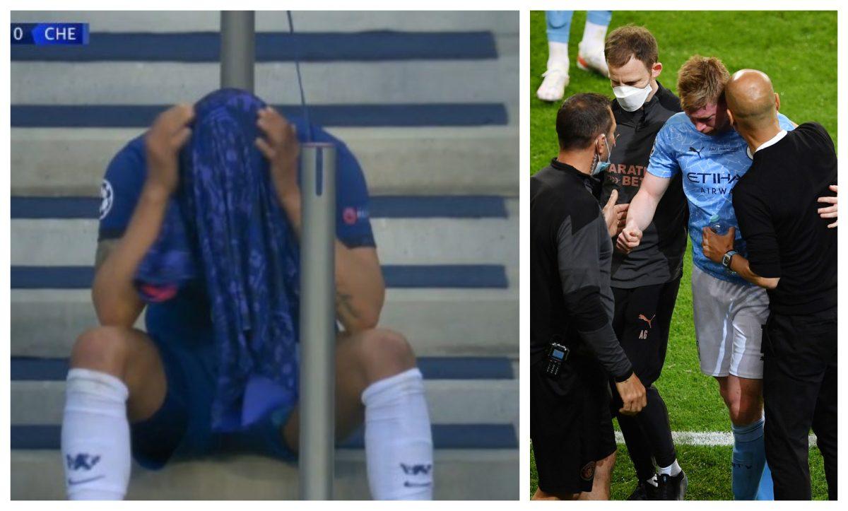 El drama de Thiago Silva y De Bruyne en la final de la Champions League